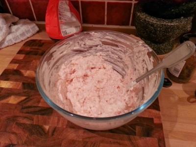 Salmony goodness, Smoked Salmon Pate, The Demon Gin, Canterbury Blog