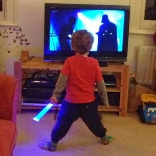 Awesome Star Wars Boy,The Demon Gin, Canterbury Blog