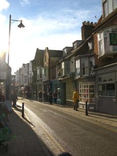 Whitstable high street