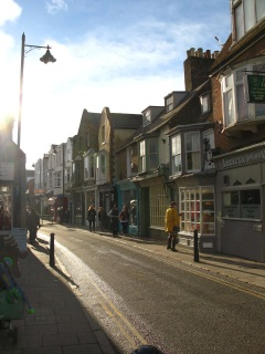 Whitstable high street