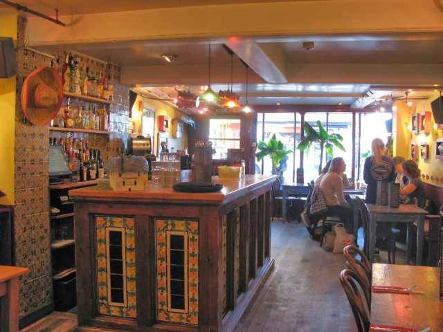 Cafe Des Amis, Canterbury (The Demon Gin), Canterbury review, mexican restaurant, margarita