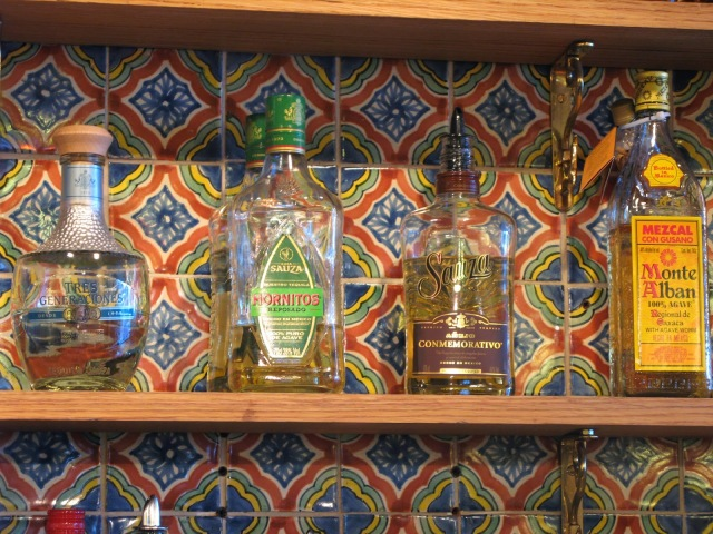 Cafe Des Amis, Canterbury (The Demon Gin), tequila, mexican review, places to eat Canterbury