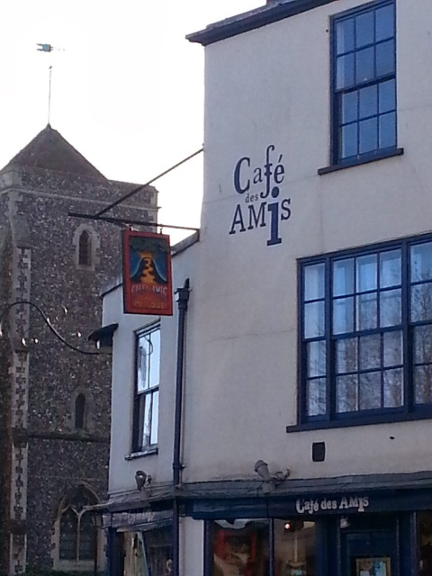 Cafe Des Amis, Canterbury (Canterbury), review, canterbury review, mexican
