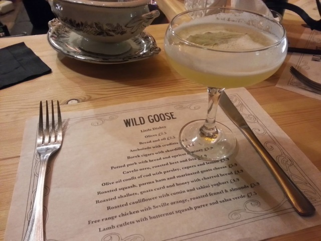 Wild Goose, The Goods Shed Canterbury, cocktails, farmers market, The Demon Gin