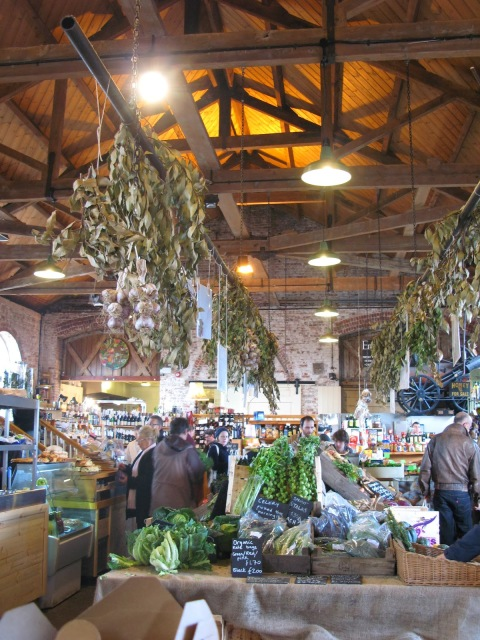 The Goods Shed Canterbury, farmers market, restaurant, The Demon Gin