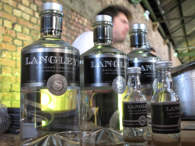 The Demon Gin, Junipalooza, gin festival, london, shoreditch, best gin, gin tasting, langley gin