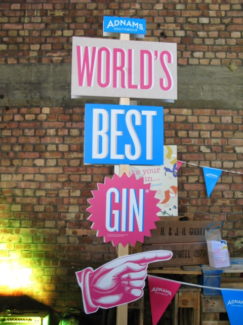 The Demon Gin, Junipalooza, gin festival, london, shoreditch, best gin, gin tasting