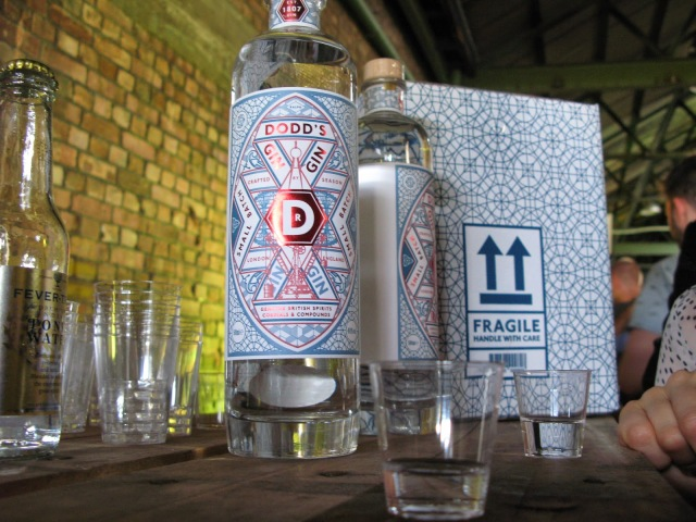 The Demon Gin, Junipalooza, gin festival, london, shoreditch, best gin, gin tasting, dodds gin