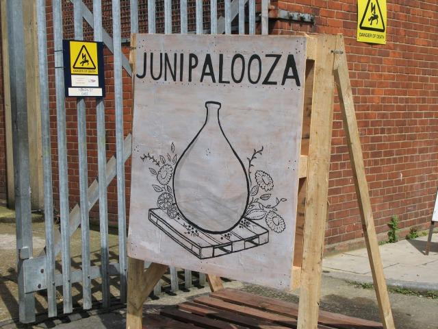 The Demon Gin, Junipalooza, gin festival, london, shoreditch, best gin, gin tasting