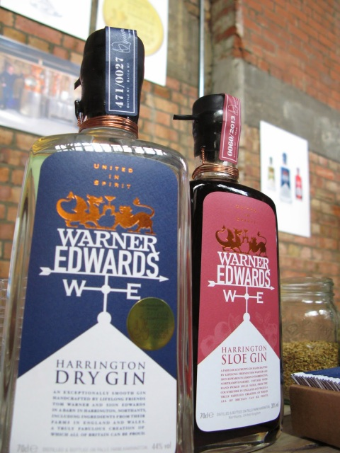 The Demon Gin, Junipalooza, gin festival, london, shoreditch, best gin, gin tasting, warner edwards gin