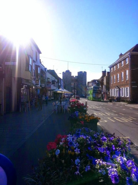 The Demon Gin, The Pound, One Pound Lane, Canterbury, Westgate Towers
