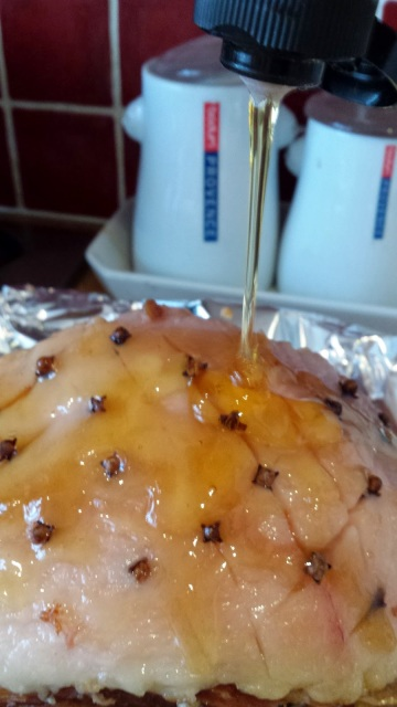 The Demon Gin, ham cooked in ginger beer, ham cooked in spiced cider, gammon recipe