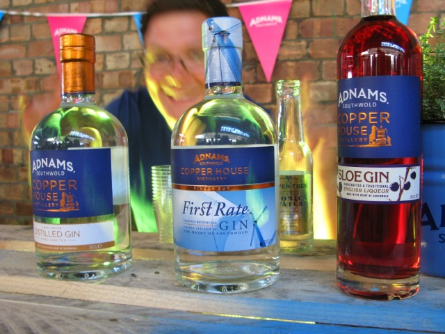 The Demon Gin, Junipalooza, gin festival, london, shoreditch, best gin, gin tasting, adnams gin