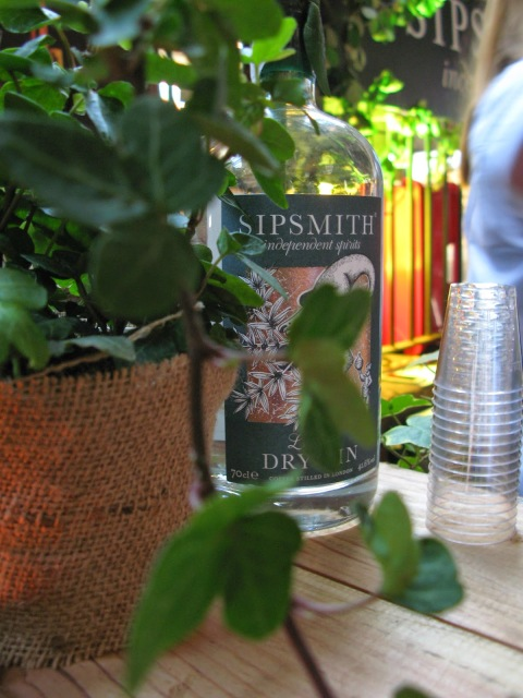 The Demon Gin, Junipalooza, gin festival, london, shoreditch, best gin, gin tasting, sipsmith gin