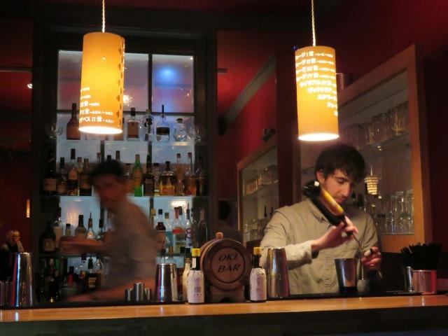 The Demon Gin, brighton, blogger, brighton blog, oki-nami, oki-nami brighton