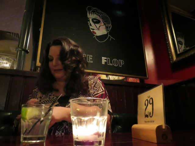 The Demon Gin, brighton, blogger, brighton blog, the mesmerist brighton