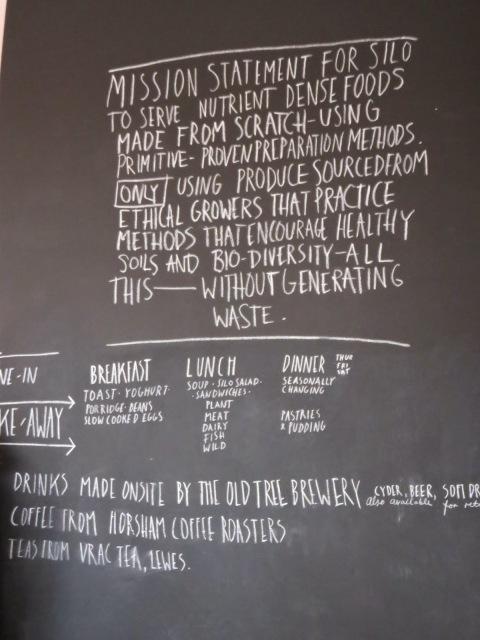Silo brighton, zero waste restaurant, zero waste, the demon gin, silo review