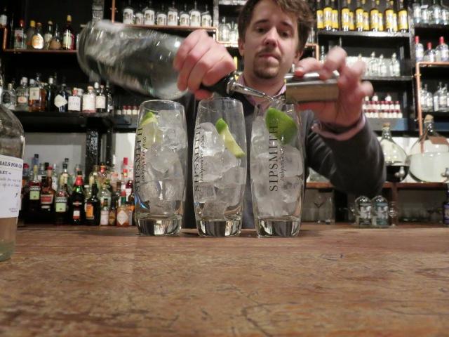 the demon gin, sipsmith, sipsmith distilllery tour, distillery tour, craft gin, london gin